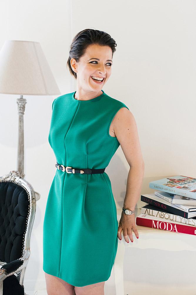 Consulente di immagine a Milano - Elena Pasinelli