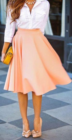 Fisico a clessidra i capi da indossare