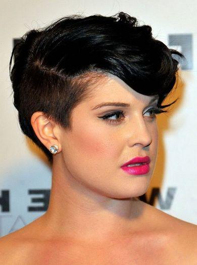 Taglio di capelli per forma del viso triangolo