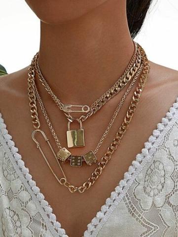 Stile personale e accessori collana