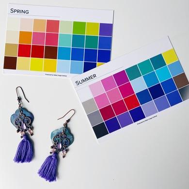 Stile personale e accessori armocromia