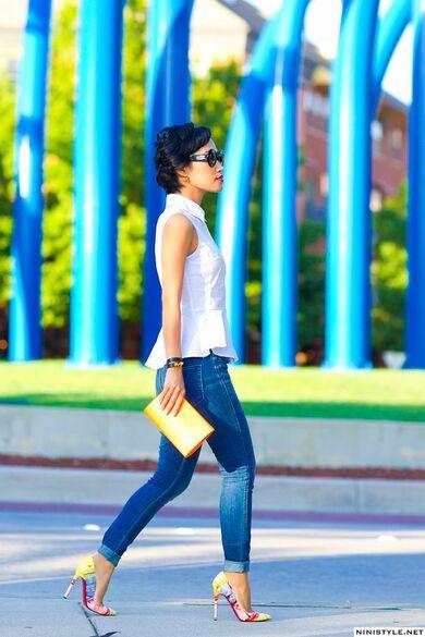 Fisico a rettangolo cosa indossare