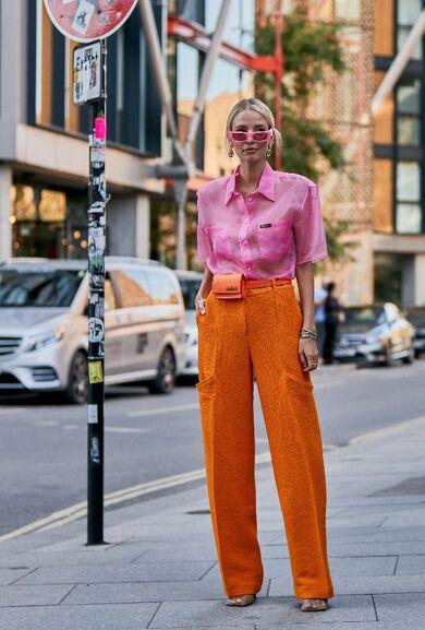 Abbinare i colori nell'abbigliamento