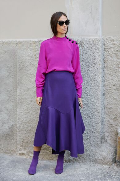 Abbinare i colori outfit simili